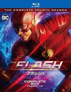 THE FLASH/フラッシュ <フォース・シーズン> ブルーレイ コンプリート・ボックス[Blu-ray] / TVドラマ