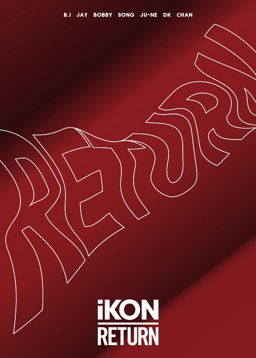 RETURN [2CD+2Blu-ray/初回生産限定][CD] / iKON