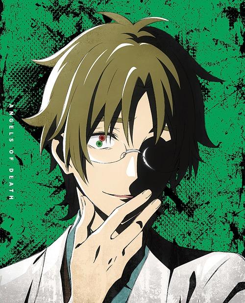 殺戮の天使 Vol.2[Blu-ray] / アニメ
