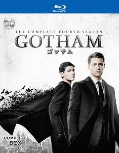 GOTHAM/ゴッサム <フォース・シーズン> ブルーレイ コンプリート・ボックス[Blu-ray] / TVドラマ