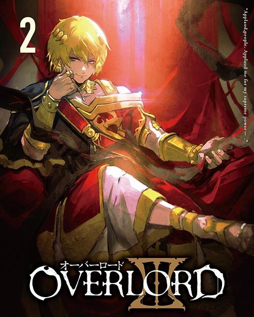 オーバーロード III 2[DVD] / アニメ