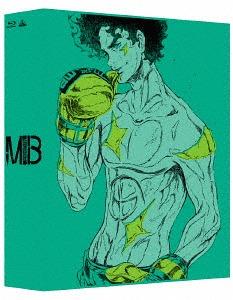 『あしたのジョー』連載開始50周年企画 メガロボクス Blu-ray BOX 3 (最終巻) [特装限定版][Blu-ray] / アニメ