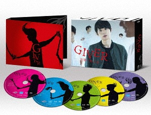 GIVER 復讐の贈与者 Blu-ray BOX[Blu-ray] / TVドラマ