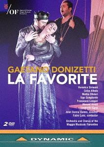 通販 激安◆ 送料無料選択可 ドニゼッティ: 歌劇《ファヴォリート》 オペラ 特価 DVD フランス語歌唱