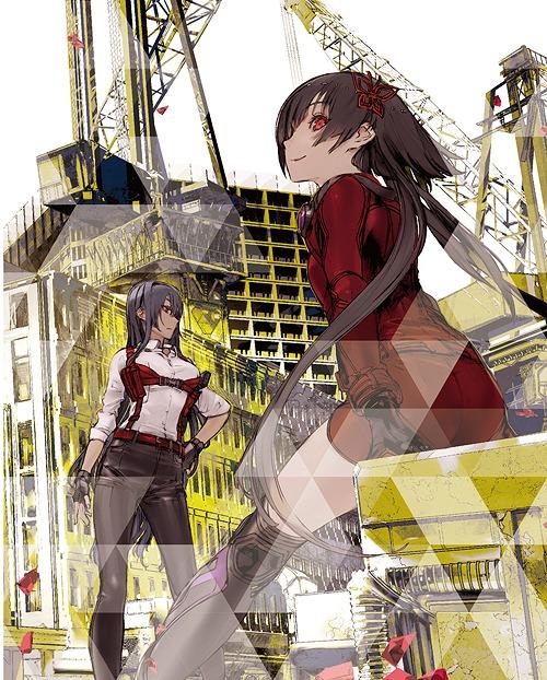 ロード オブ ヴァーミリオン 紅蓮の王 Blu-ray BOX 2[Blu-ray] / アニメ
