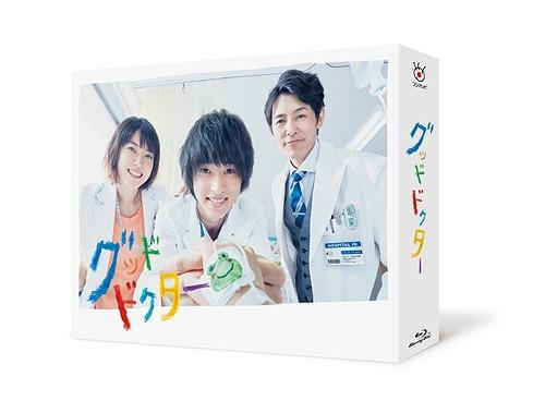 グッド・ドクター Blu-ray BOX[Blu-ray] / TVドラマ