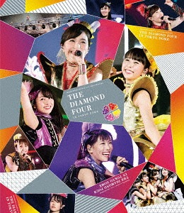 ももいろクローバーZ 10th Anniversary The Diamond Four -in 桃響導夢- [通常版][Blu-ray] / ももいろクローバーZ