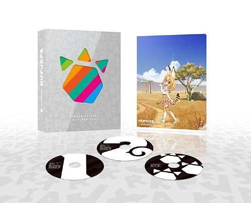 けものフレンズ Blu-ray BOX [2Blu-ray+CD][Blu-ray] / アニメ