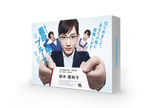 義母と娘のブルース Blu-ray BOX[Blu-ray] / TVドラマ