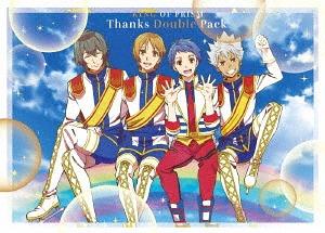 送料無料 [再販ご予約限定送料無料] KING ファッション通販 OF PRISM Disc アニメ サンクスダブルパック Blu-ray