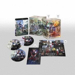 仮面ライダー響鬼 Blu-ray BOX 1[Blu-ray] / 特撮