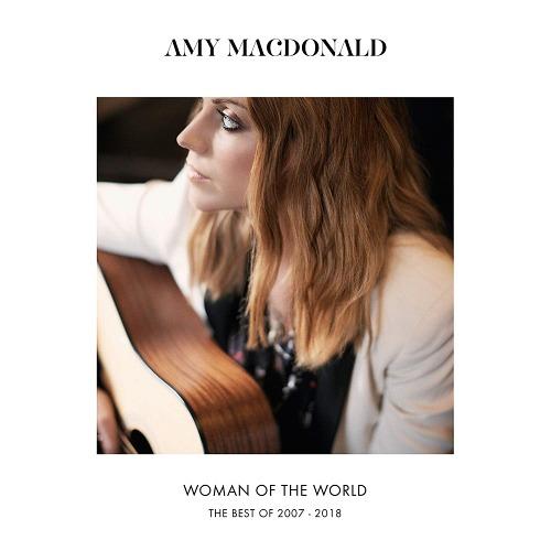 ウーマン・オブ・ザ・ワールド: ザ・ベスト・オブ 2007-2018 [リミテッド/スーパー・デラックス・エディション] [2CD+2LP/輸入盤][CD] / エイミー・マクドナルド