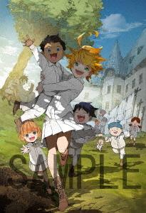 約束のネバーランド 1 [完全生産限定版][Blu-ray] / アニメ