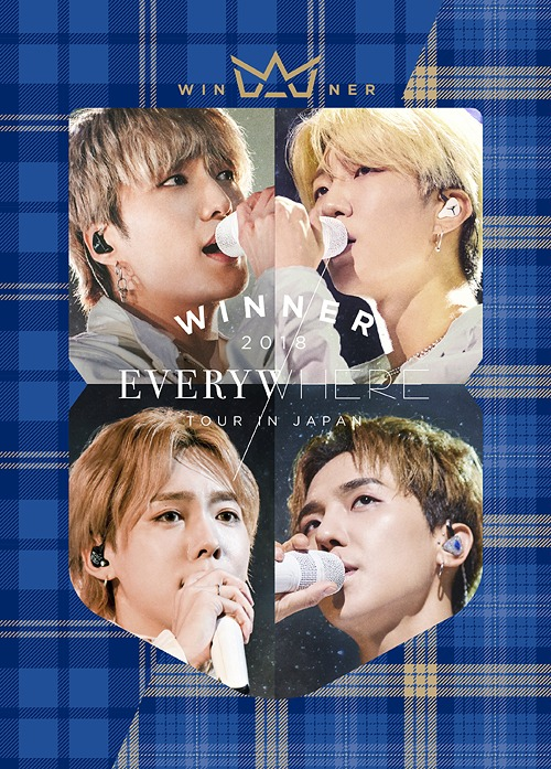 WINNER 2018 EVERYWHERE TOUR IN JAPAN [4DVD+2CD/初回生産限定][DVD] / WINNER