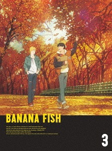 BANANA FISH Blu-ray Disc BOX 3 [完全生産限定版][Blu-ray] / アニメ