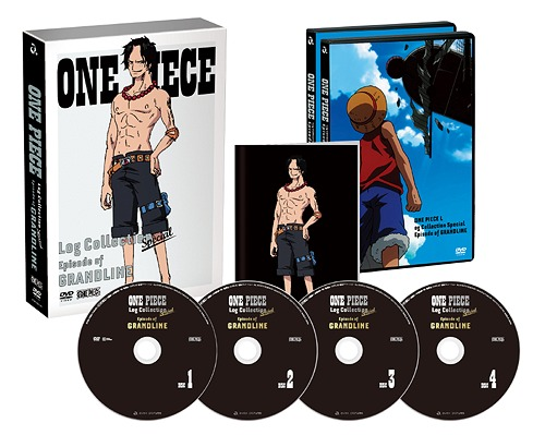 "ONE PIECE Log Collection Special ""Episode of GRANDLINE""[DVD] / アニメ"