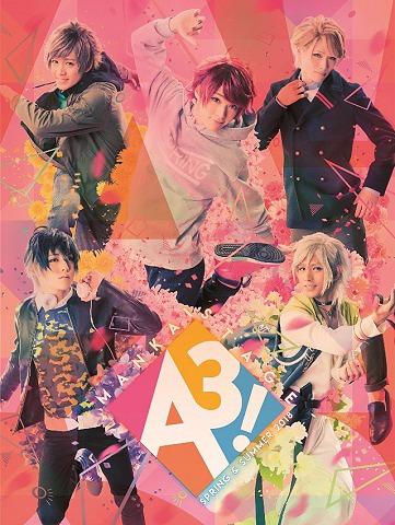 MANKAI STAGE『A3!』~SPRING & SUMMER 2018~ [初演特別限定版][Blu-ray] / 舞台