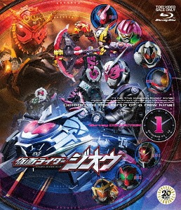 仮面ライダージオウ Blu-ray COLLECTION 1[Blu-ray] / 特撮