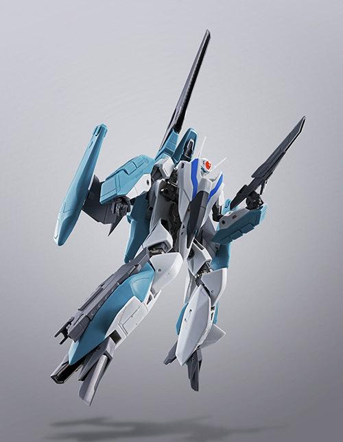 【バンダイ】HI-METAL R VF-2SS バルキリーII+SAP(ネックス・ギルバート機)[超時空要塞マクロスII -LOVERS AGAIN-][グッズ] / ※ゆうメール利用不可