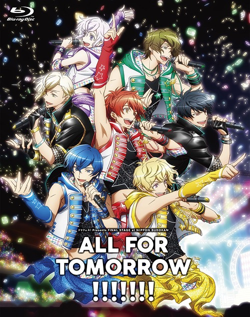 5次元アイドル応援プロジェクト『ドリフェス!』Presents FINAL STAGE at NIPPON BUDOKAN「ALL FOR TOMORROW!!!!!!!」LIVE Blu-ray[Blu-ray] / DearDream & KUROFUNE