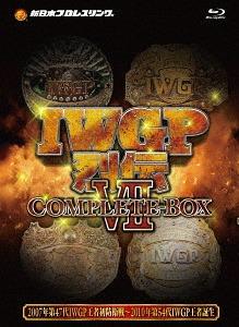 IWGP烈伝COMPLETE-BOX VII [Blu-ray-BOX][Blu-ray] / プロレス(新日本)