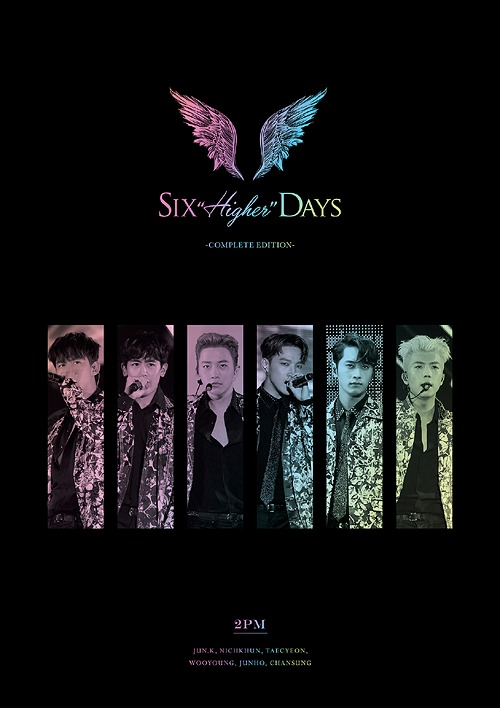 """2PM Six """"HIGHER"""" Days -COMPLETE EDITION-[DVD] / 2PM"""