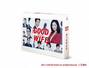 グッドワイフ Blu-ray BOX[Blu-ray] / TVドラマ
