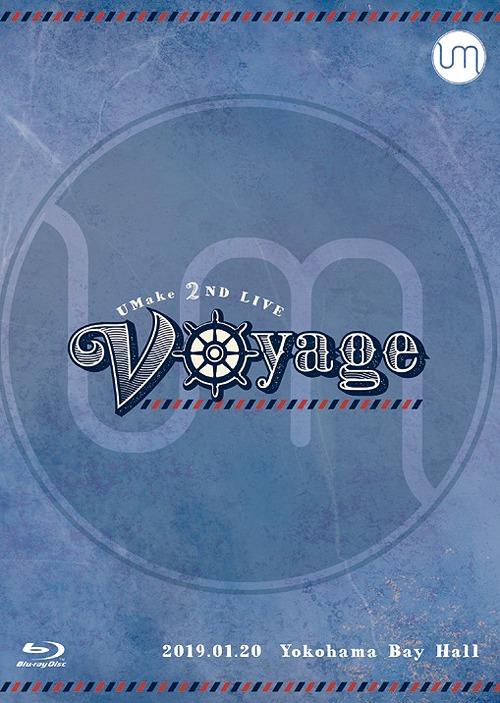 人気急上昇 送料無料選択可 UMake 2nd Live ~Voyage~ 伊東健人 Blu-ray Blu-ray+DVD 初回版 (人気激安) 中島ヨシキ