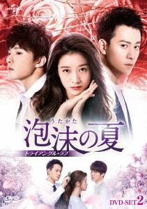 泡沫の夏~トライアングル・ラブ~ DVD-SET 2[DVD] / TVドラマ