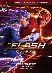 THE FLASH/フラッシュ <フィフス・シーズン> DVD コンプリート・ボックス[DVD] / TVドラマ