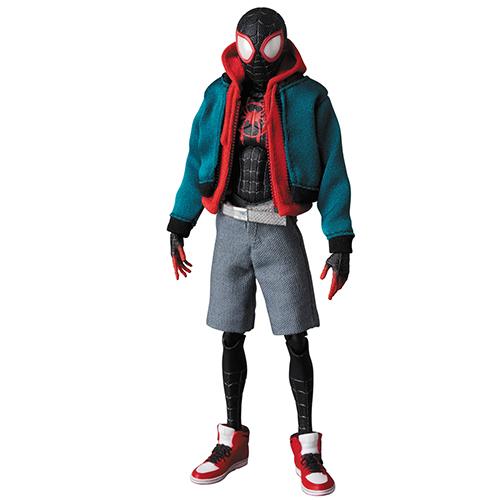 【メディコム・トイ】MAFEX SPIDER-MAN(Miles Morales)(SPIDER-MAN:INTO THE SPIDER-VERSE 版)[グッズ]