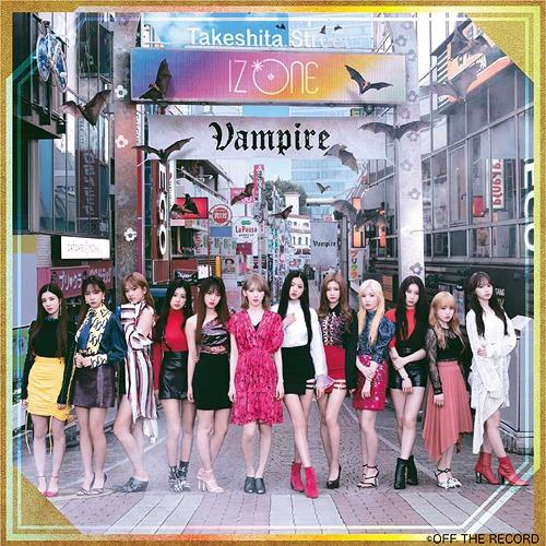 Vampire [CD+DVD/Type A][CD] / IZ*ONE