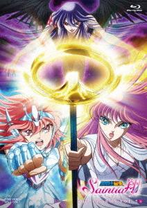 聖闘士星矢 セインティア翔 Blu-ray BOX VOL.2[Blu-ray] / アニメ