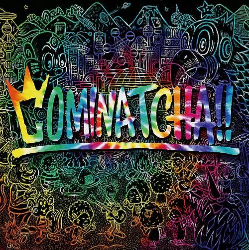 COMINATCHA!! [DVD付初回限定盤][CD] / WANIMA