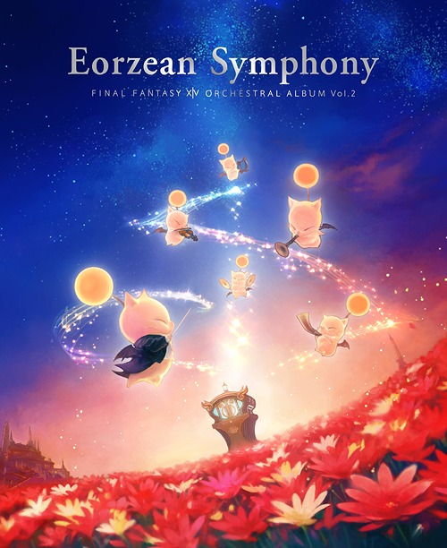 Eorzean Symphony: FINAL FANTASY XIV Orchestral Album Vol.2 【映像付サントラ/Blu-ray Disc Music】[Blu-ray] / ゲーム・ミュージック