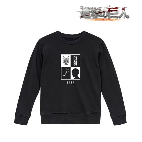 【アルマビアンカ】進撃の巨人 エレン トレーナー レディース XL[グッズ]