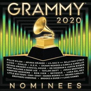 メイルオーダー 送料無料選択可 2020 GRAMMY R CD ノミニーズ オムニバス 正規認証品 新規格
