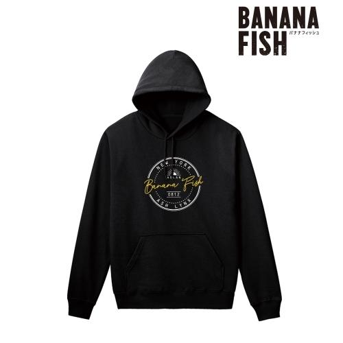 【アルマビアンカ】BANANA FISH アッシュ・リンクス パーカー メンズ S[グッズ]