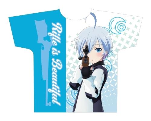 【コンテンツシード】ライフル・イズ・ビューティフル フルグラフィックTシャツ 五十嵐雪緒[グッズ]