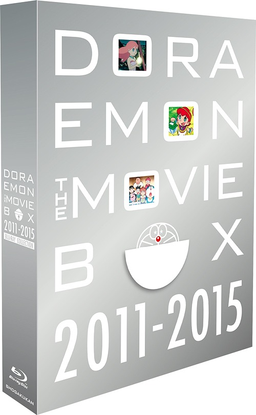 DORAEMON THE MOVIE BOX 2011-2015 ブルーレイ コレクション [初回限定生産版][Blu-ray] / アニメ