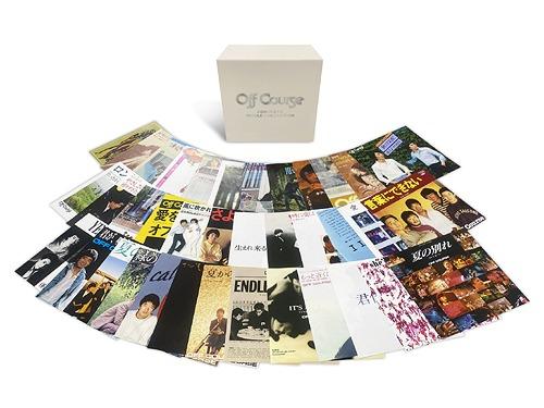コンプリート・シングル・コレクションCD BOX[CD] [完全生産限定盤] / オフコース