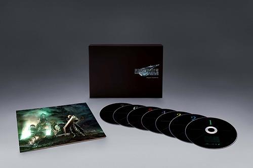 FINAL FANTASY VII REMAKE Original Soundtrack[CD]