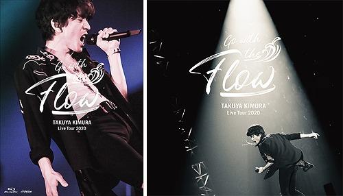 TAKUYA KIMURA Live Tour 2020 Go with the Flow[Blu-ray]