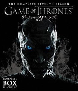 ゲーム・オブ・スローンズ 第七章: 氷と炎の歌[Blu-ray] ブルーレイ コンプリート・ボックス [通常版] / TVドラマ