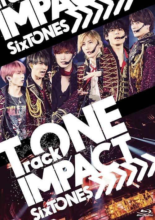 TrackONE -IMPACT-[Blu-ray] [通常版] / SixTONES