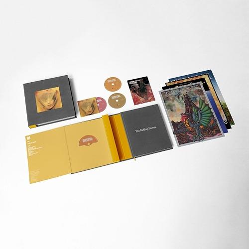 ゆうメール利用不可 山羊の頭のスープ CD スーパー デラックス ボックス ストーンズ 3SHM-CD+Blu-ray 豊富な品 完全生産限定盤 日本全国 送料無料 ザ ローリング