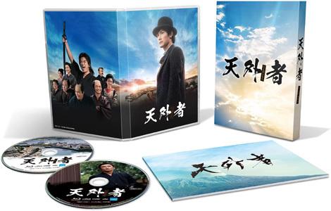 手数料無料 送料無料選択可 天外者 Blu-ray ◇限定Special Price 豪華版 邦画
