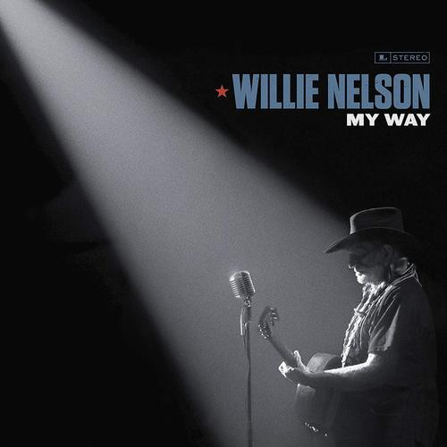 メール便利用不可 マイ ウェイ アナログ盤 輸入盤 ウィリー ネルソン 誕生日プレゼント LP 限定特価