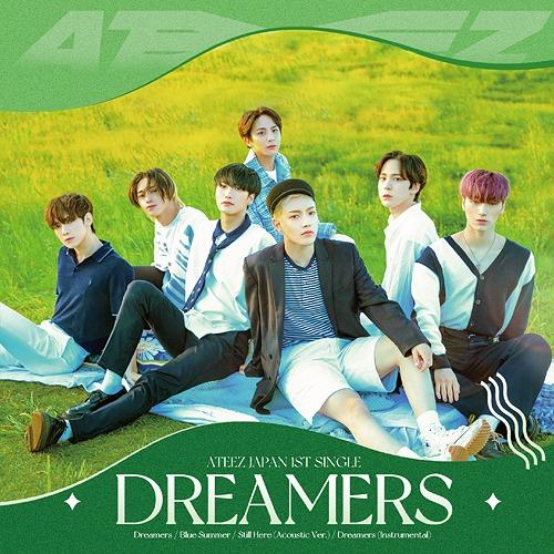 Dreamers[CD] [通常盤] / ATEEZ