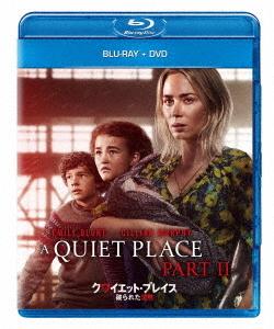 送料無料選択可 クワイエット 新着セール プレイス 破られた沈黙 Blu-ray 洋画 内祝い ブルーレイ+DVD